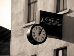 Carnegies-Clock